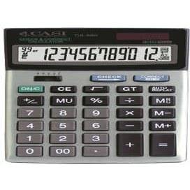 تصویر ماشین حساب کاسی مدل سی اس ۵۸۰ CASI CS-580 Calculator