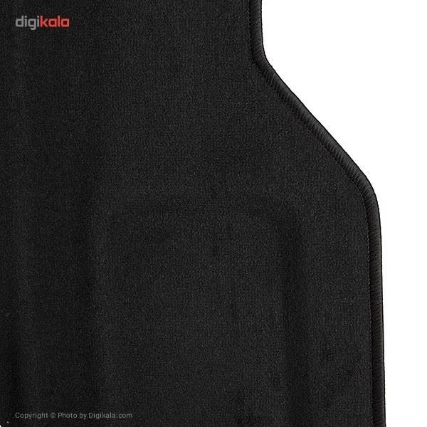 تصویر روکش داشبورد موکتی خودرو بابل کارپت مناسب برای Isuzu Babol Dashboard Carpet Car Cover For Isuzu