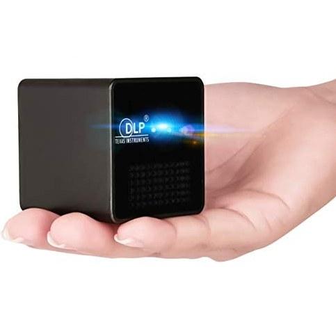 پروژکتور کوچک قابل حمل ZXGHS ، پروژکتور بی سیم وای فای تلفن همراه میکرو DLP مینی پروژکتور 1080P HD ، پروژکتور فیلم خانگی جیبی