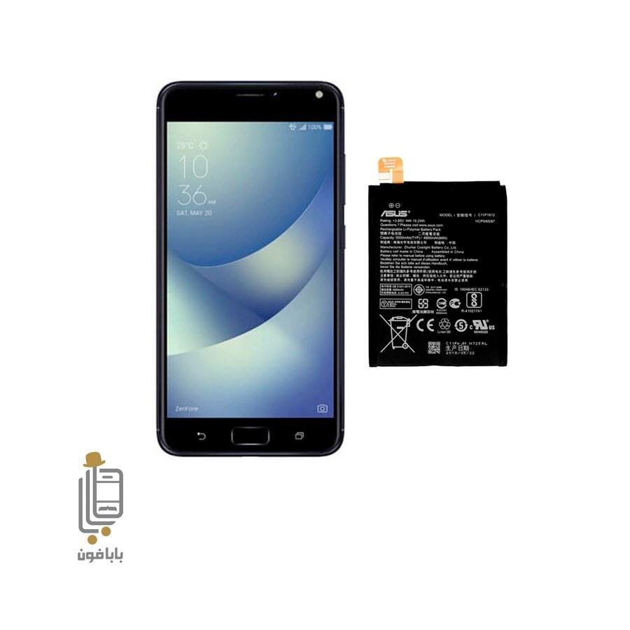 تصویر باتری Asus Zenfone 4 Max Pro ZC554KL