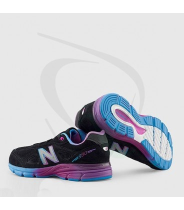 کفش مخصوص پیاده روی زنانه نیوبالانس New Balance 990 Black