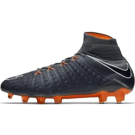 کفش فوتبال نایک مدل NIKE HYPERVENOM PHANTOM III ELITE DF FG