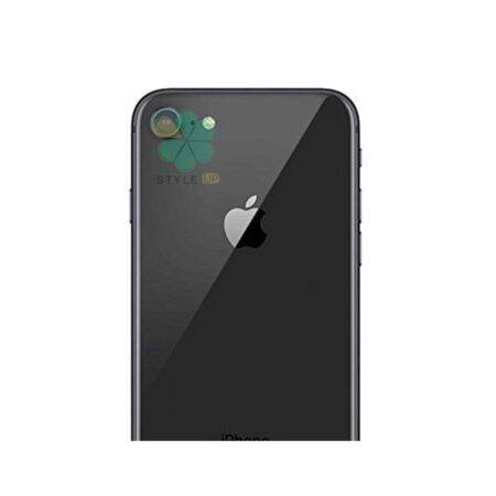 main images محافظ لنز دوربین گوشی اپل ایفون Apple iPhone SE 2020 Tempered Glass Camera Lens Protector for Apple iPhone SE 2020