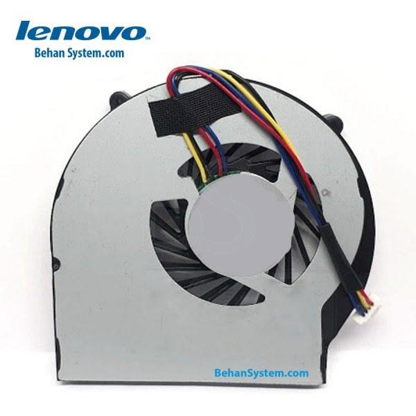 تصویر فن پردازنده Lenovo مدل V470 چهار سیم / DC05V