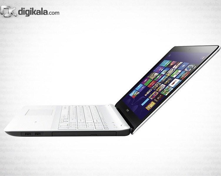 img لپ تاپ ۱۵ اینچ سونی VAIO SVF15415CD  Sony VAIO SVF15415CD | 15 inch | AMD A10 | 8GB | 1TB | 1GB