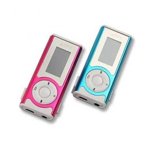MP3 پلیر رم خور LCD دار |