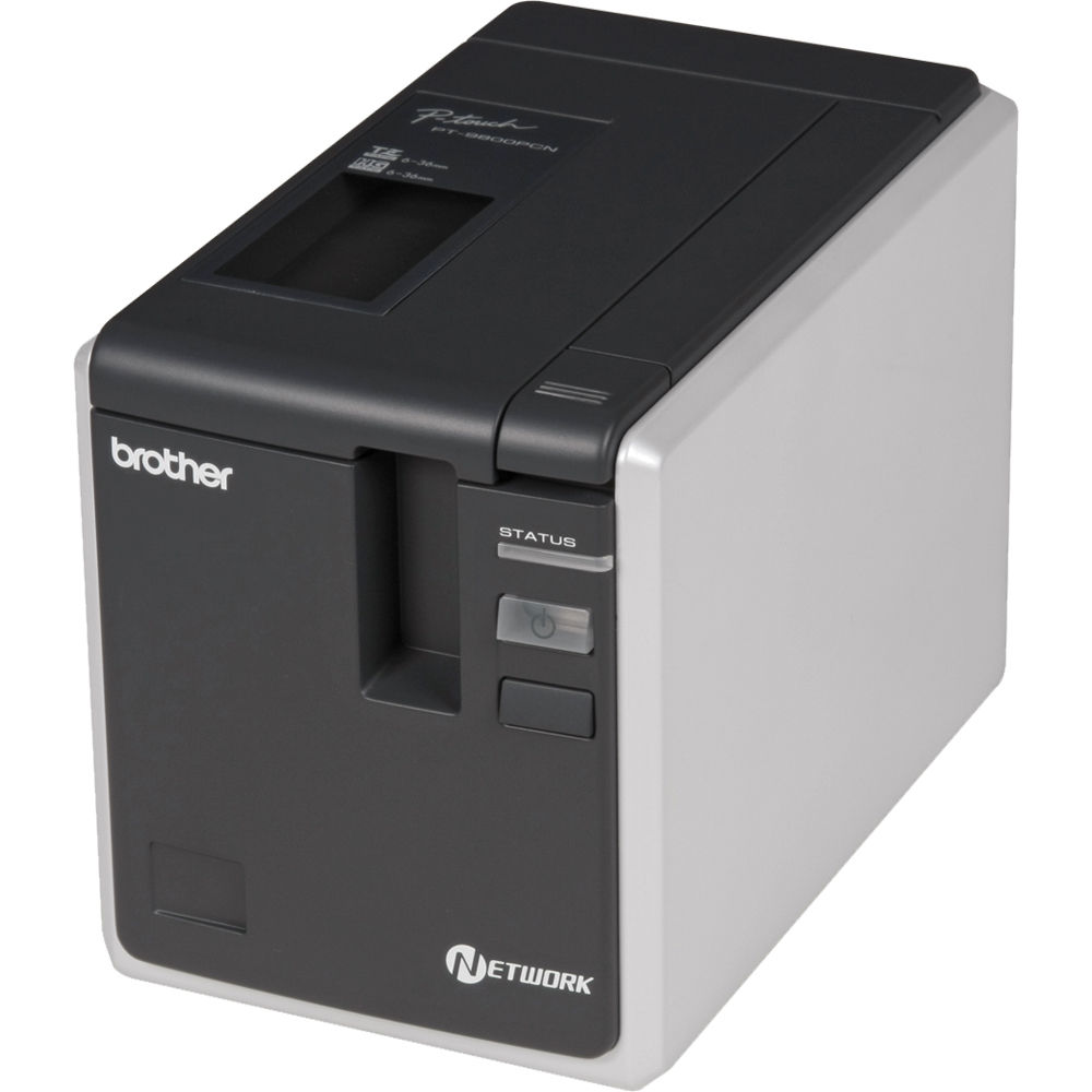 image پرینتر لیبل PT 9800PCN برادر brother PT 9800PCN Label Printer