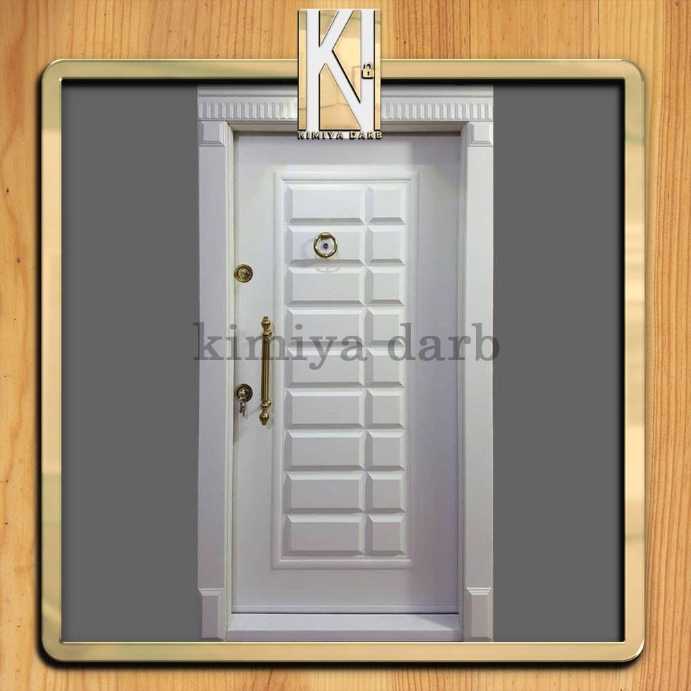 تصویر درب ضد سرقت لوکس کد 1230