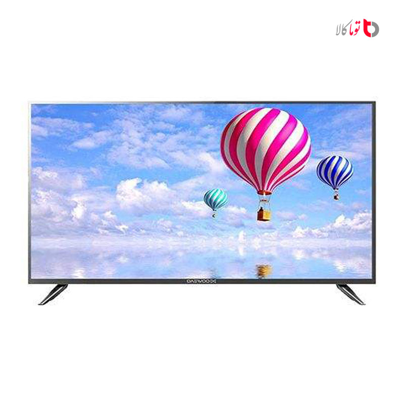 تلویزیون ال ای دی 55 اینچ دوو مدل DAEWOO DLE-55H1800NB LED TV
