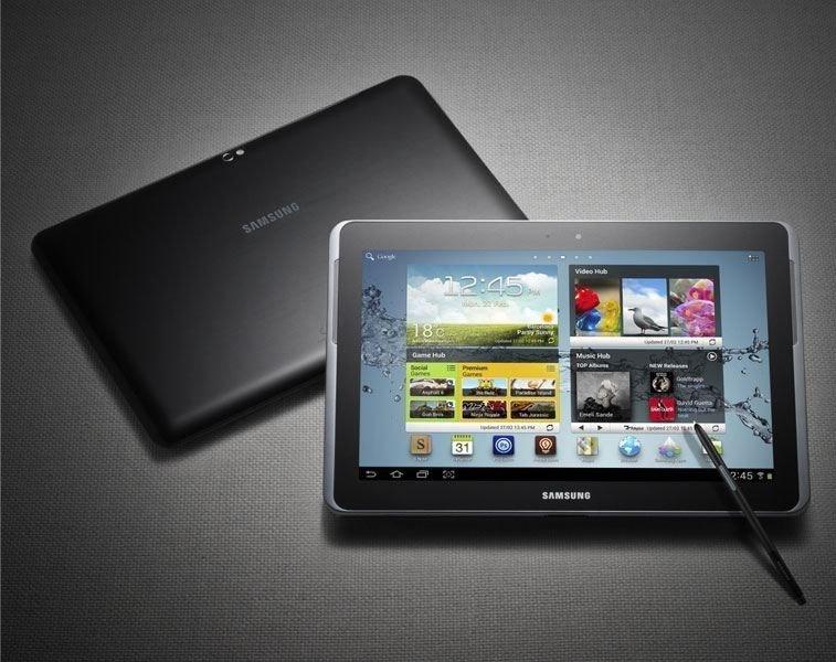 img تبلت سامسونگ گلکسی نوت ۱۰.۱ ان ۸۰۰۰ با قابلیت ۳ جی حافظه ۱۶ گیگابایت SAMSUNG Galaxy Note 10.1 GT-N8000 3G 16GB Tablet