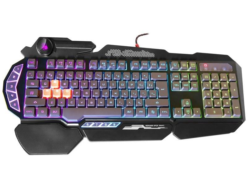 تصویر کیبورد گیمینگ ای فورتک Bloody RGB B314 A4tech Bloody B314 Gaming Keyboard