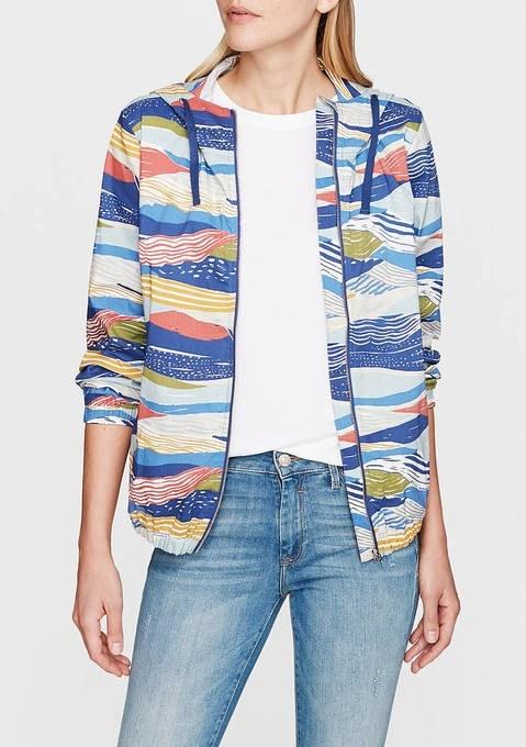 سویی شرت و هودی زنانه ماوی | سویی شرت و هودی ماوی با کد 110268-28302