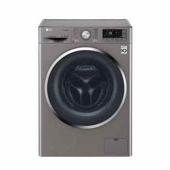 ماشین لباسشویی ال جی مدل F4J6VYP2S ظرفیت 9 کیلوگرم | LG F4J6VYP2S Washing Machine 9Kg