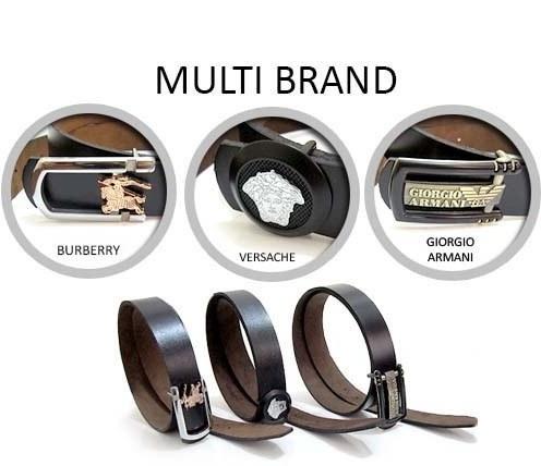 سری جدید کمربند چرم مردانه Multi Brand