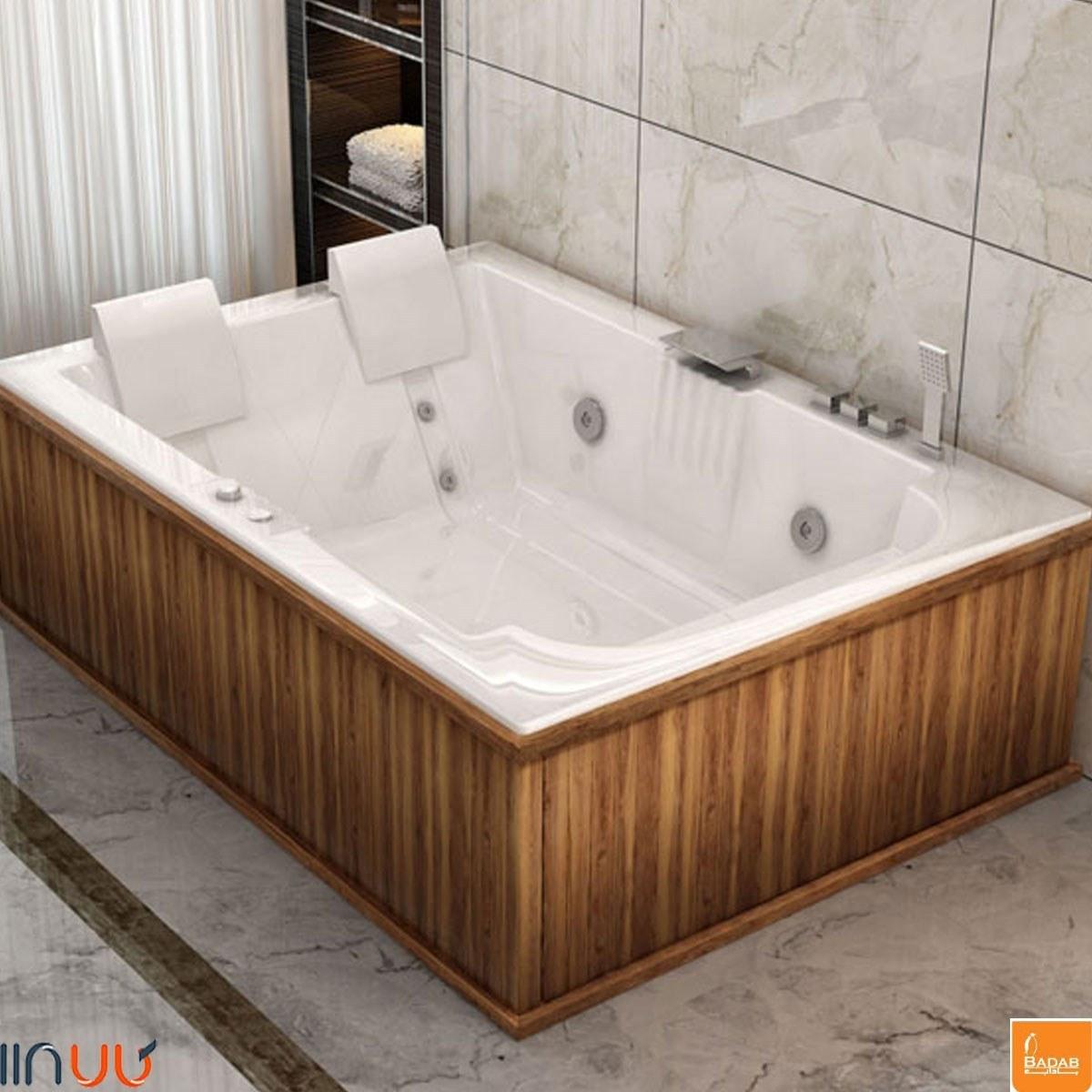 وان ساده حمام باداب مدل 308 |