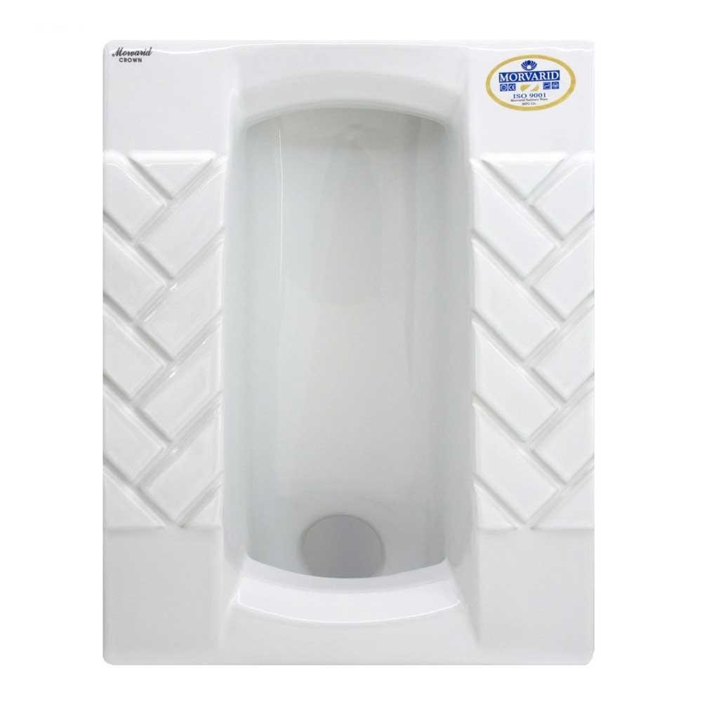 تصویر توالت زمینی کرون مروارید Crown Squat Toilet