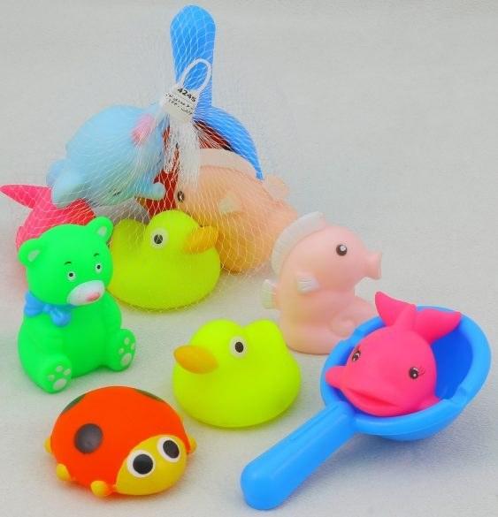 مجموعه پوپت توری ۶ عددی مدل حیوانات |