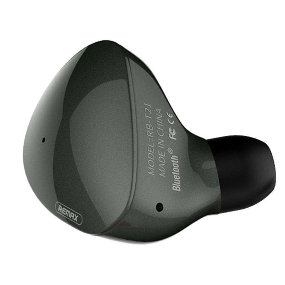 تصویر هندزفری بلوتوث ریمکس مدل RB-T21 Remix Bluetooth handsfree model RB-T21