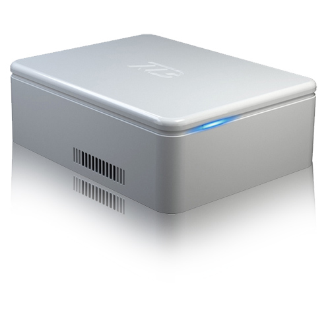 ذخیره ساز (باکس هارد) تحت شبکه MyXerver مدل MX600 |