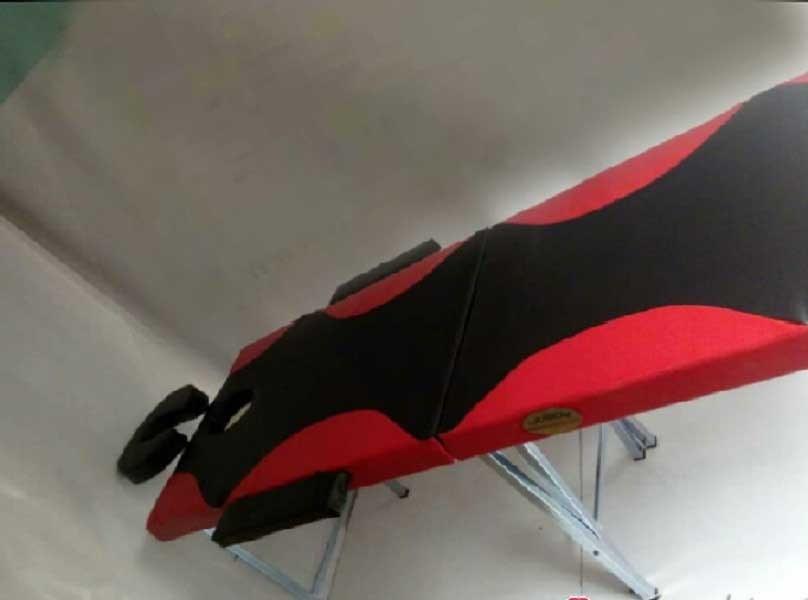 تصویر تخت ماساژ پرتابل مدل 06 پاوان طب