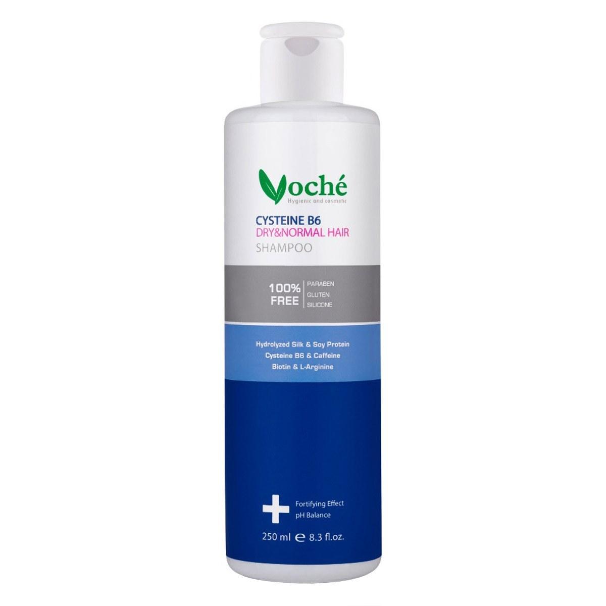 تصویر شامپو تقویت کننده مو حاوی سیستئین و ویتامین ب6 وچه Cysteine B6 Fortifying Shampoo