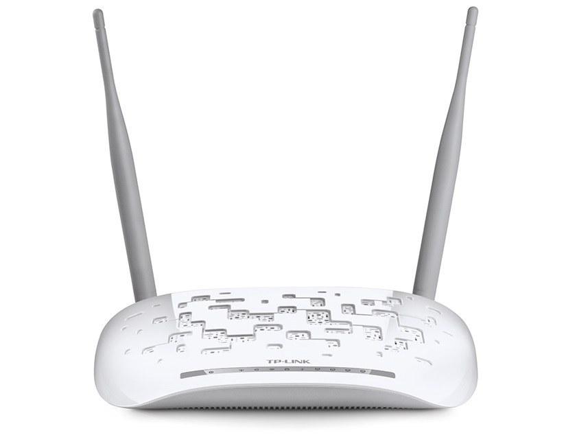 TP-LINK  TD-W9970 300Mbps Wireless N VDSL/ADSL Modem Router