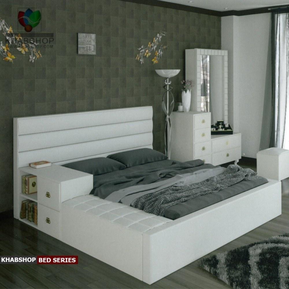 سرویس خواب دو نفره مدل BED38