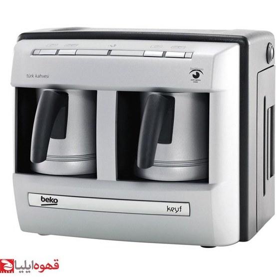 تصویر قهوه ترک ساز 1200 وات مدل K3190P Telve