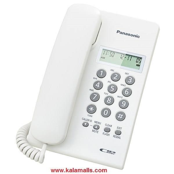 تصویر گوشی تلفن ثابت پاناسونیک Panasonic Corded Telephone KX-TSC60