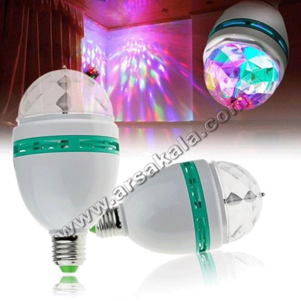 لامپ رقص نور دار |