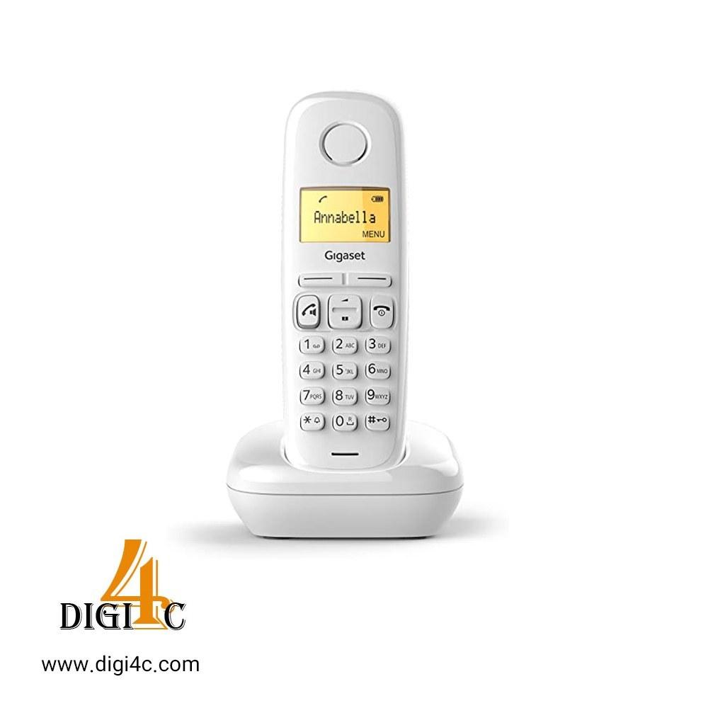 تصویر گوشی تلفن بی سیم گیگاست مدل A270 Gigaset A270 Wireless Phone