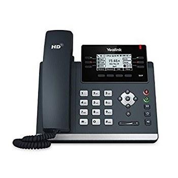 تصویر تلفن yealink مدل T41P