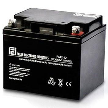 باتری یو پی اس فاران ۱۲ ولت ۲۸ آمپر ساعت