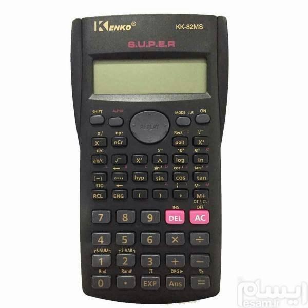 تصویر ماشین حساب مهندسی کنکو مدل KK-82MS