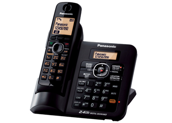 تصویر گوشی تلفن  بی سیم  پاناسونیک Panasonic Cordless Telephone KX-TG3821BX