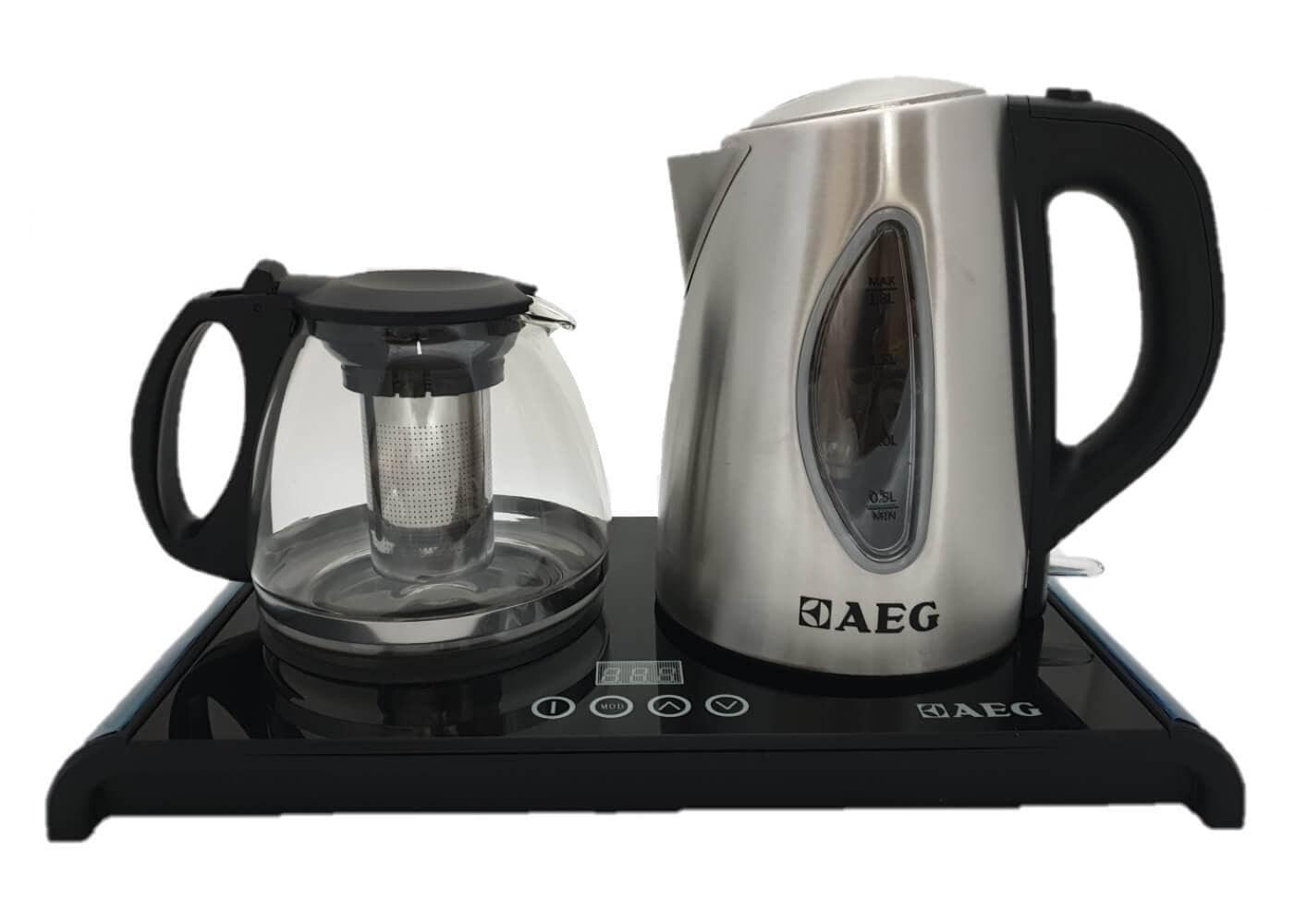 main images چای ساز آاگ 2000 وات AEG AE-T232 Tea Maker AEG AE-T232 Tea Maker 2000w
