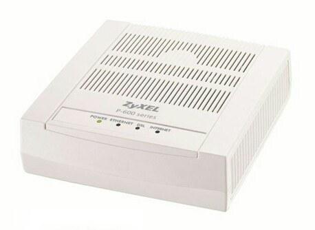 تصویر مودم - روتر زایکسل مدل P-650R-T1 v3 Zyxel P-650R-T1 v3 ADSL2+ Wired Modem Router