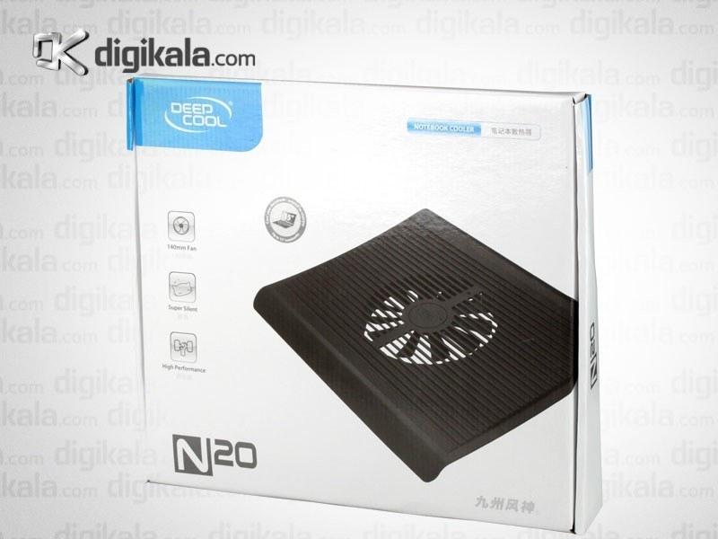 img پايه خنک کننده فن دار ديپ کول N20 DeepCool N20