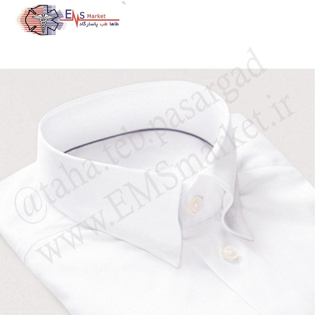 تصویر پیراهن فرم پرسنل اورژانس 115 درجه 1