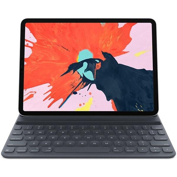 کیبورد تبلت اپل مدل Smart Keyboard Folio مناسب برای آی پد پرو ۱۱ اینچ   Apple Smart Keyboard Folio for 11-inch iPad Pro 2018