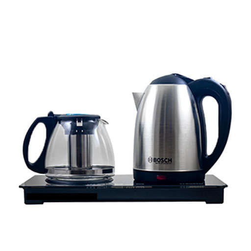 تصویر چای ساز بوش مدل BS-2818 ا Bosch Tea Maker Model BS-2818 Bosch Tea Maker Model BS-2818
