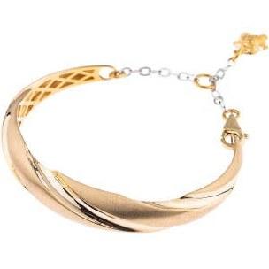 دستبند طلا 18 عیار کد 239 |