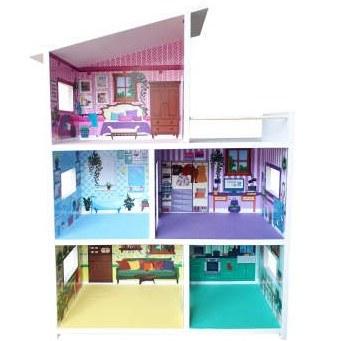 اسباب بازی خانه عروسک کد 201 |