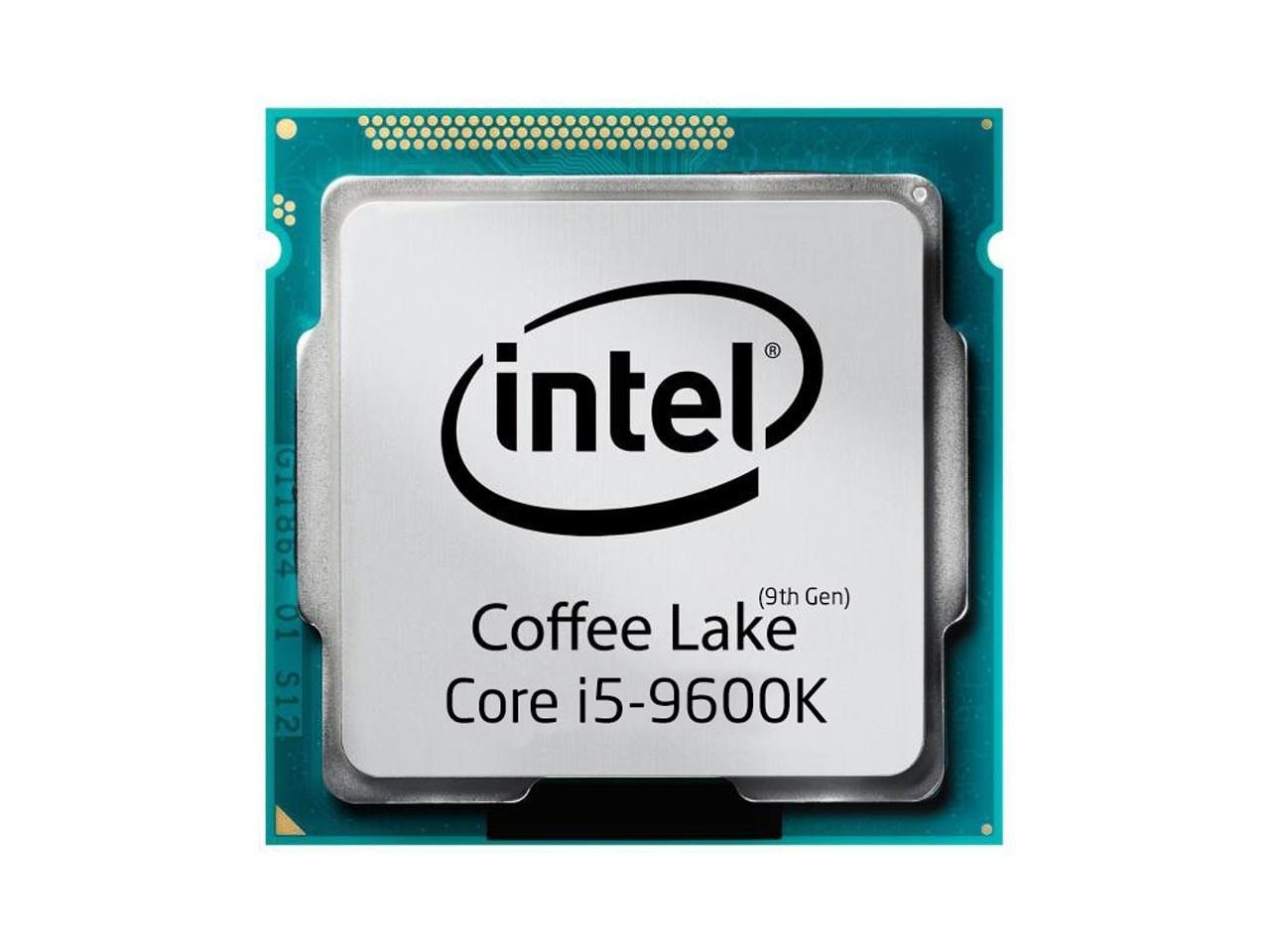 پردازنده اینتل Core i5-9600K Tray  
