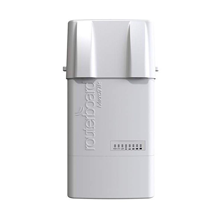 تصویر رادیو وایرلس میکروتیک BaseBox 5 مدل RB912UAG-5HPnD-OUT Mikrotik BaseBox 5 Wireless Radio