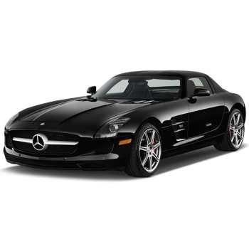 خودرو مرسدس بنز SLS MG اتوماتیک سال 2014 | Mercedes Benz SLS AMG 2014 AT