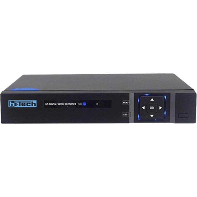تصویر ضبط کننده ویدیویی ۸ کانال آنالوگ هایتک مدل HT-5008