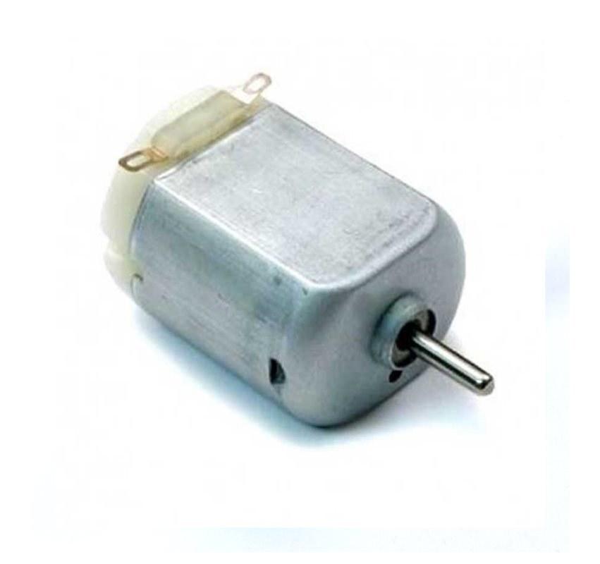 تصویر آرمیچر یا موتور الکتریکی ساده