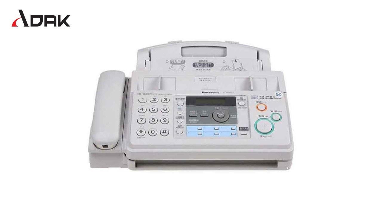 عکس فکس پاناسونیک Panasonic FAX KX-FP701CX Panasonic FAX KX-FP701CX فکس-پاناسونیک-panasonic-fax-kx-fp701cx