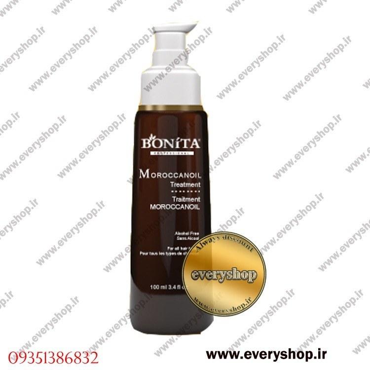 روغن آرگان | روغن درمانی آرگان بونیتا100میلBonita moroccan argan oil